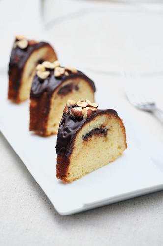 Hazelnut Cake Recipe Youtube