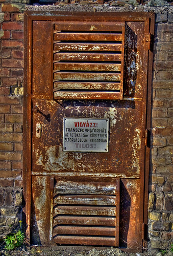 "Doors of Decay pt. 4 | The sign says: ""Warning ..."