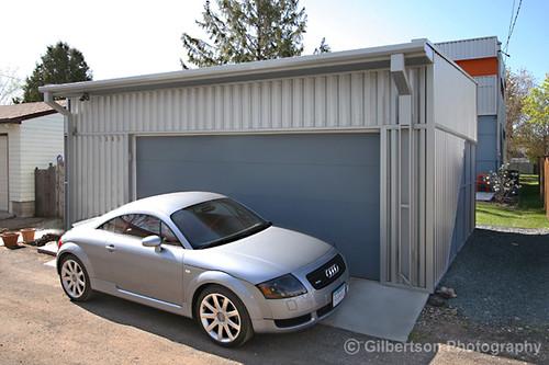 051408 wall house st paul mn garage audi tt alms for Garage audi pau