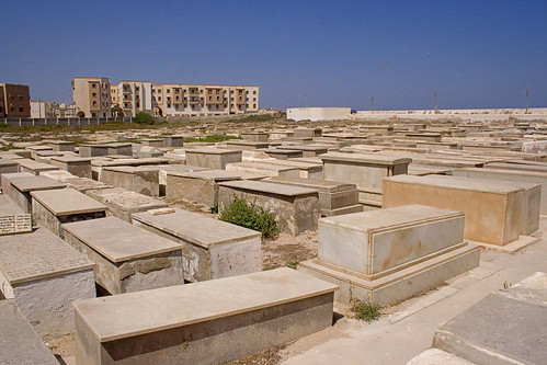 Jewish cemetary, Essaouira, Morocco | by Vince Millett