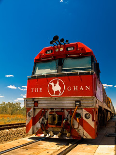 The Ghan | by Kritta