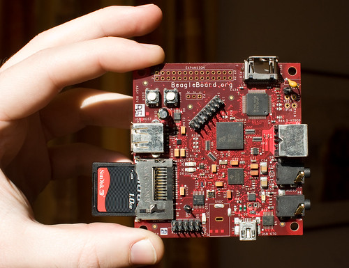 Beagleboard in the wild | by koenkooi
