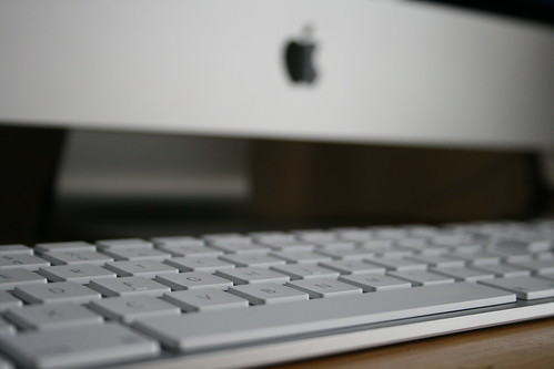 Apple Slimline Keyboard | by William Hook