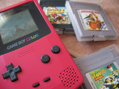 Mi Game Boy Color | by Liz......