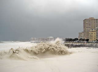 Sea Point storm | by mallix