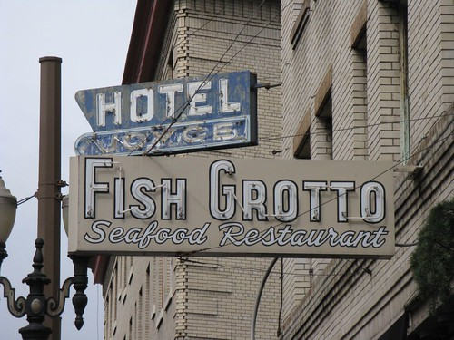 Fish Grotto Seafood Restaurant