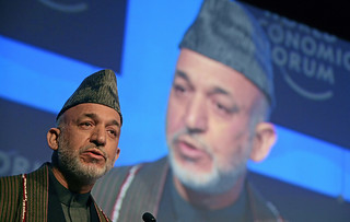 Hamid Karzai - World Economic Forum Annual Meeting Davos 2008 | by World Economic Forum