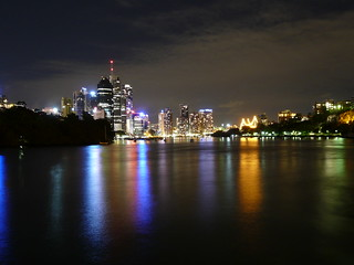 Brisbane at Night | by AndyIsland