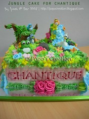 Jungle Cake for Chantique | by Ipoet