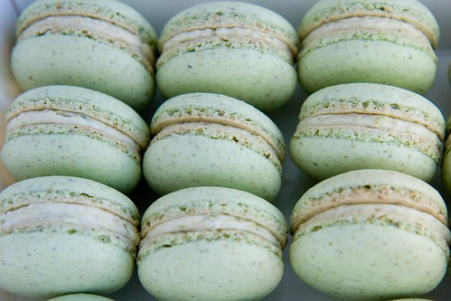 Pistachio Macaroons | by sfophoto