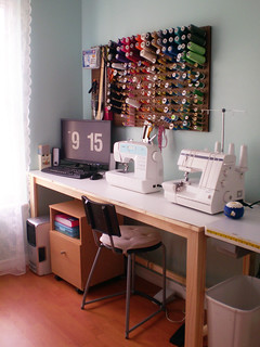 my new sewing room | by minicoops