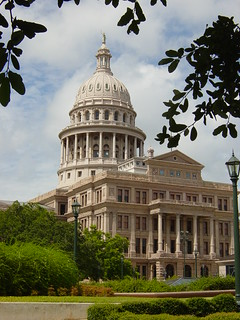 The august Texas State House - Austin, Texas USA | by N3074Echo