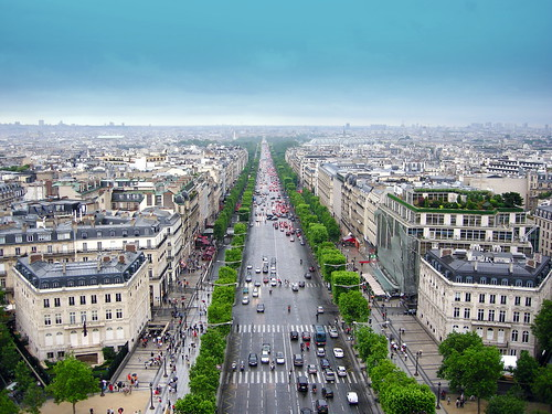 Champs-Elysees | by thiagoveras.com