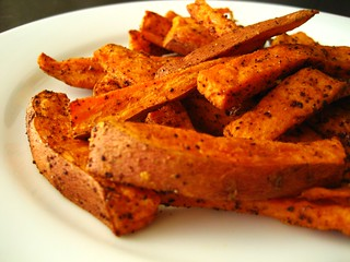 sweet potato fries | by Stacy Spensley