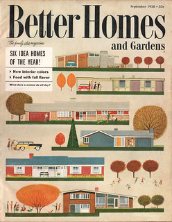 Better Homes & Gardens - Sept. 1958 | by wardomatic