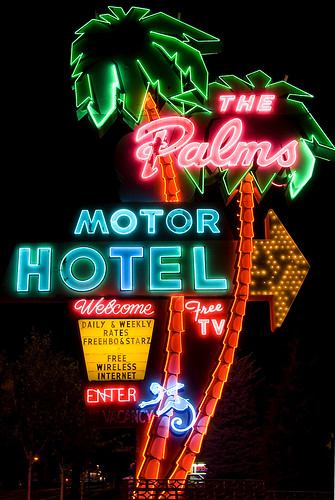 The Palms Motor Hotel | by Curtis Gregory Perry