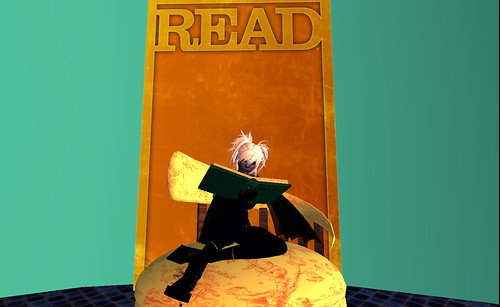 create your own avatar read poster