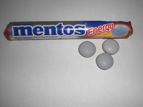 Mentos Energy | by Like_the_Grand_Canyon