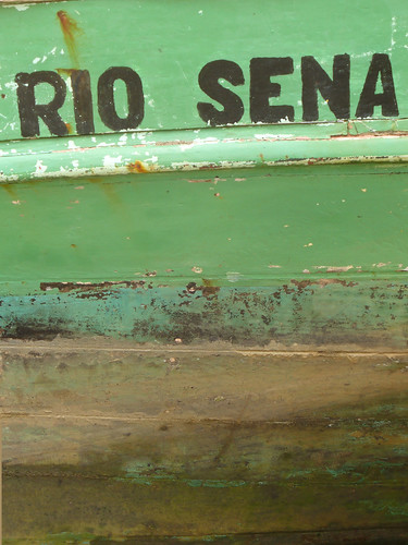 Rio Sena | by The Hungry Cyclist