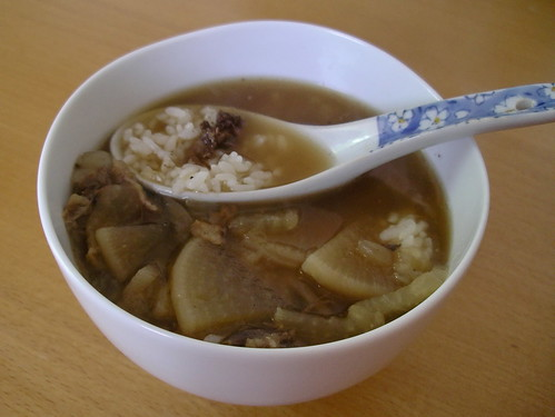 Oxtail soup | by Blue Lotus
