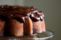 Mocha Hazelnut Marble Cake | by joy the baker