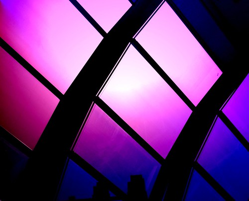 Colored Sky through Window | by Tobi_2008