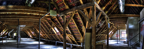 Roof Panorama | by keiththrn