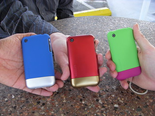 iPhone 3G Slider Case Combos | by Incase.