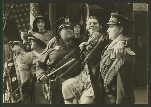 When Women go on the Warpath (cinema 1913) | by New York Public Library
