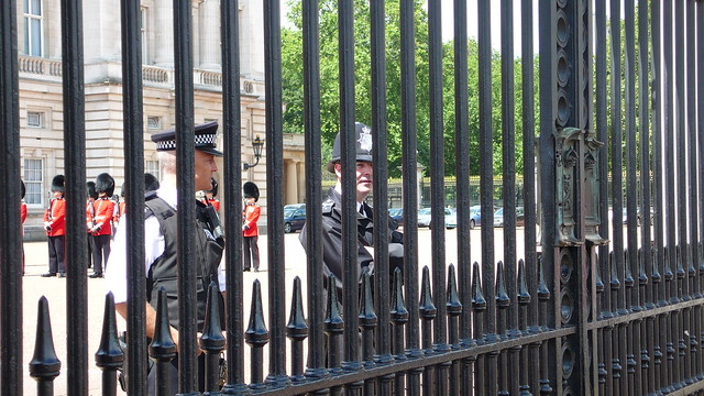 Buckingham Palace Changing of the Guard ceremony starts at 11.30