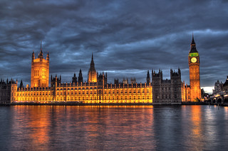 The British Parliament and Big Ben | by ** Maurice **