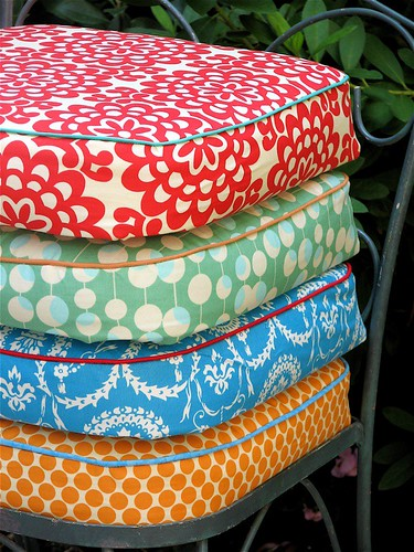 Cushions for patio chairs | by morganmoore