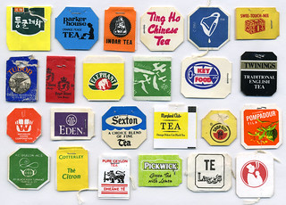 Tea Tags Assortment | by sarcoptiform