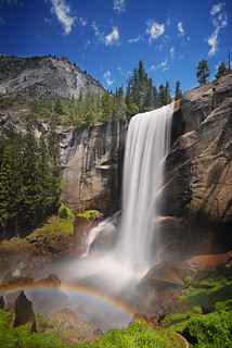 Vernal Falls, Yosemite Park | The Waterfalls of Our Dreams | DRI | by David Giral | davidgiralphoto.com