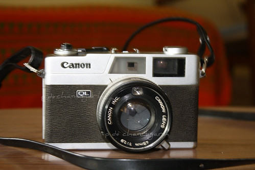 "My ""NEW"" Canonet QL19 