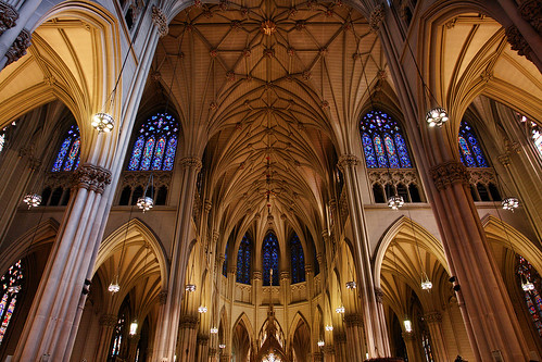 Inside St. Patrick's Cathedral | by David M Hogan