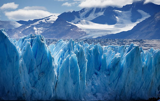 Upsala Glacier up Close | by longhorndave
