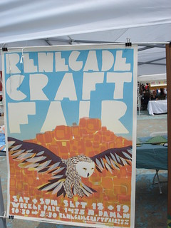 Renegade Craft Fair 2008 | by The Artist, Formerly known as Mary-Ellen