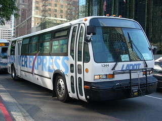 LADOT Commuter Express RTS (!) | by LA Wad