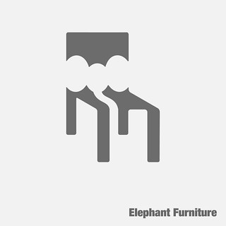 Logo Elephant Furniture | by Fresh Graphics