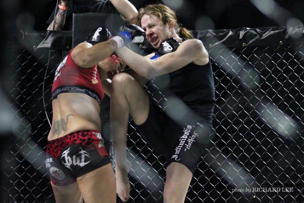 Amanda LaVoy vs Michele Gutierrez