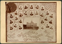 Augustana Synod Seminary 1894 | by elcaarchives