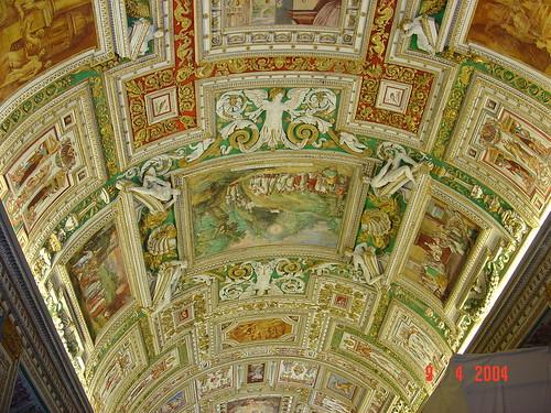 Interior Of The Sistine Chapel Vatican City Interior Of T Flickr