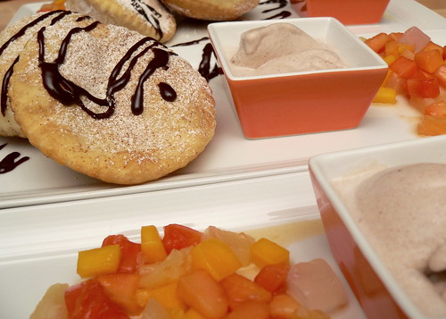 ... Chocolate Sauce, Red Bean Ice Cream, Tropical Fruit Salad | by HarlanH