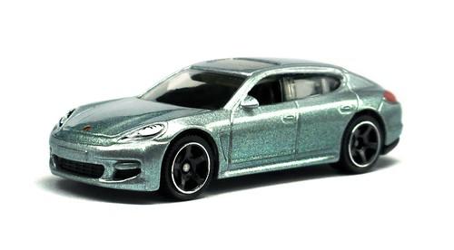 Matchbox - Porsche Panamera