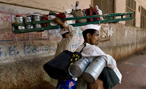 Mumbai Dabbawala or Tiffin Wallahs: 200,000 Tiffin Boxes Delivered Per Day | by babasteve
