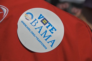 Vote Obama | by Steve Rhodes