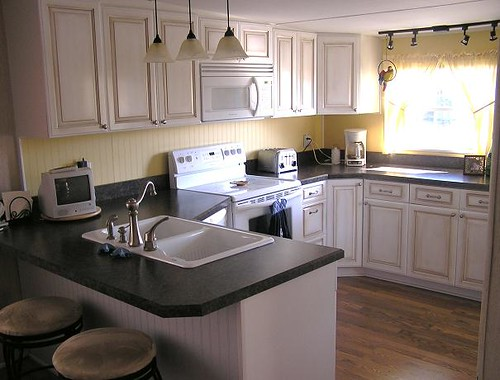 Mobile Home And Trailer Kitchen Bath Makeovers Flickr