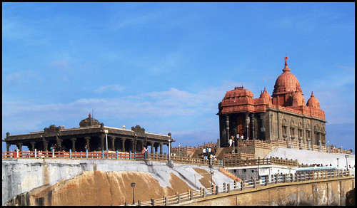 vivekananda rock | by flickrPrince