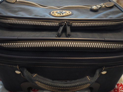 The Zipper Hospital Fixed My Luggage | by stevegarfield